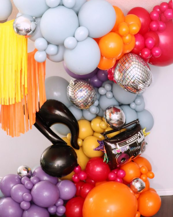 Balloon N Streamers Workshop