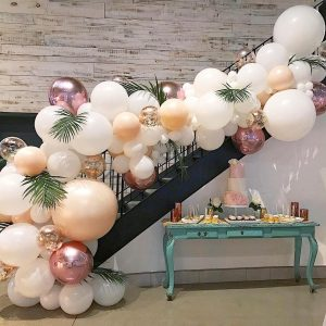 STAIR GARLAND (CUSTOM PRICING)